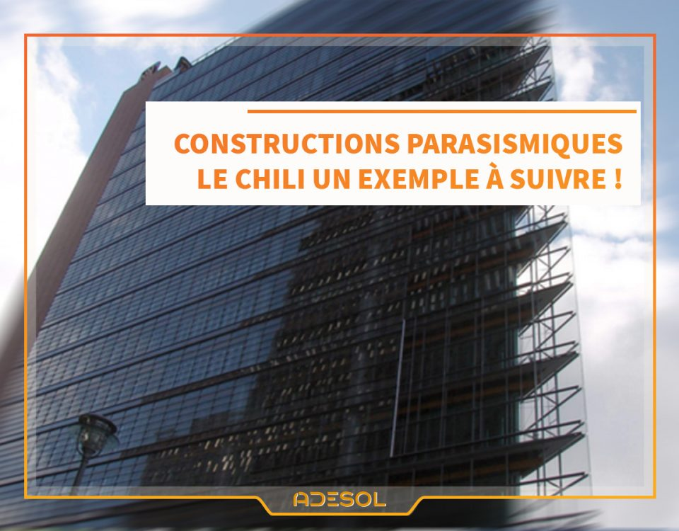 Constructions parasismiques tecno-k